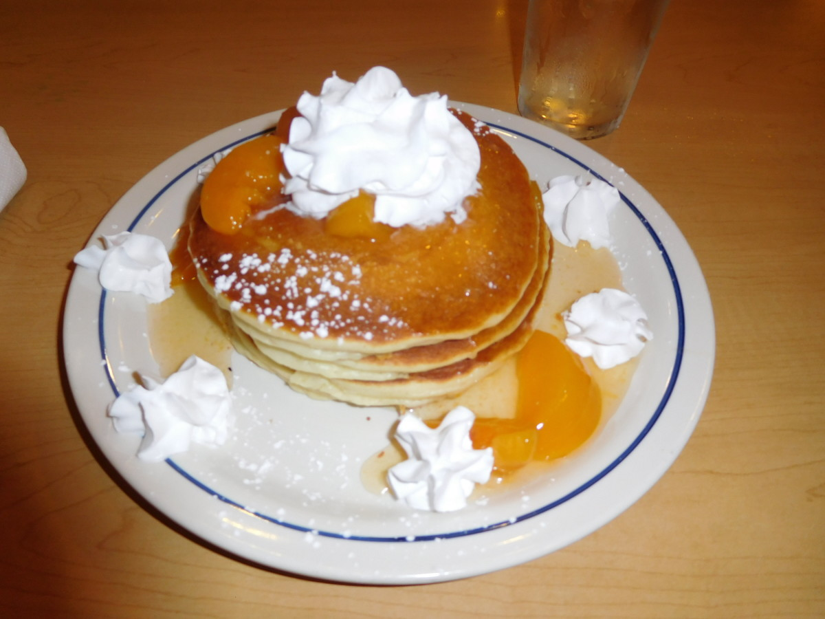 People love food so I used this photo from my free breakfast at IHOP and posted about how I was eating for free all day, and to go to my blog to find out how! I posted this in the morning when others would also be eating breakfast.