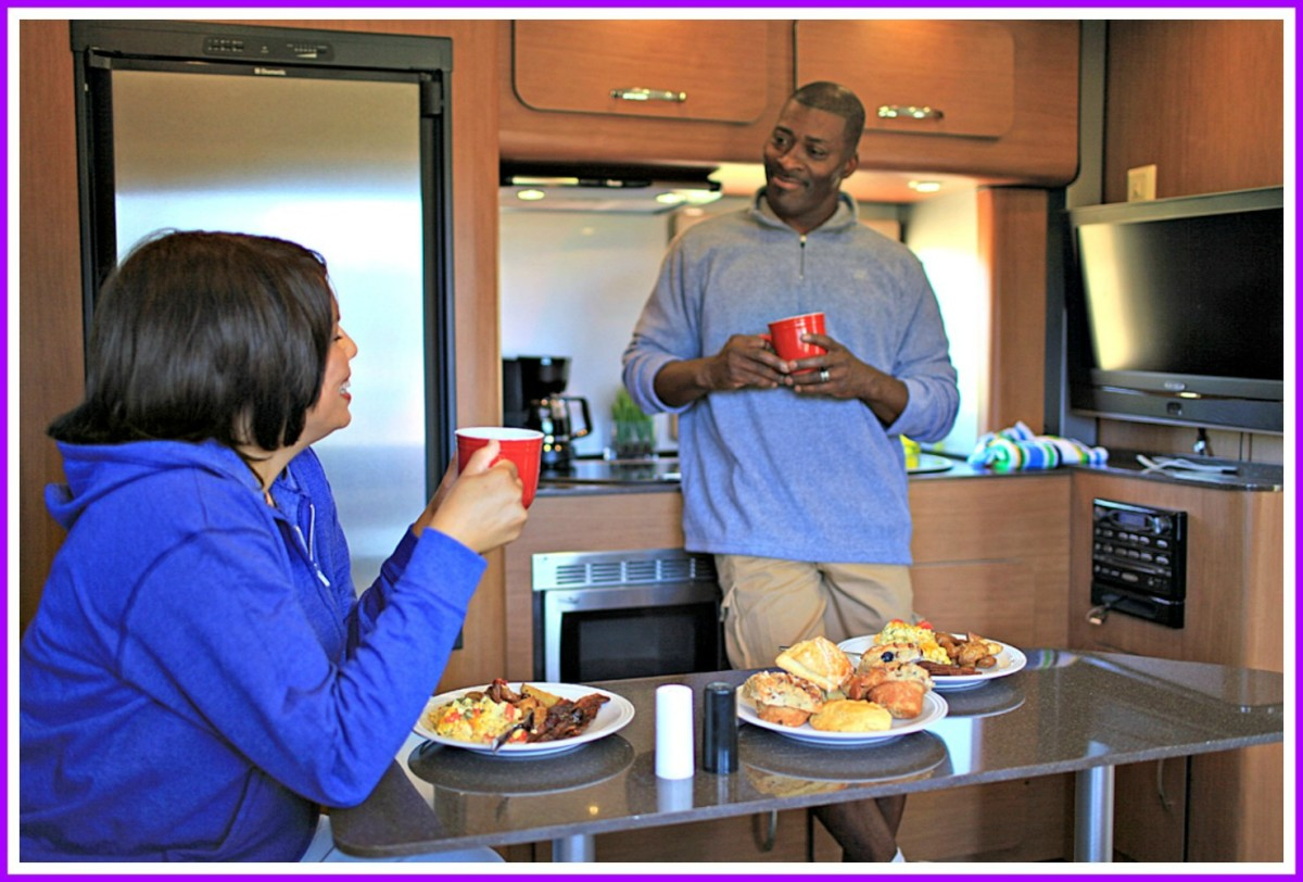 Full time RV Living works out great for those who can afford this lifestyle.