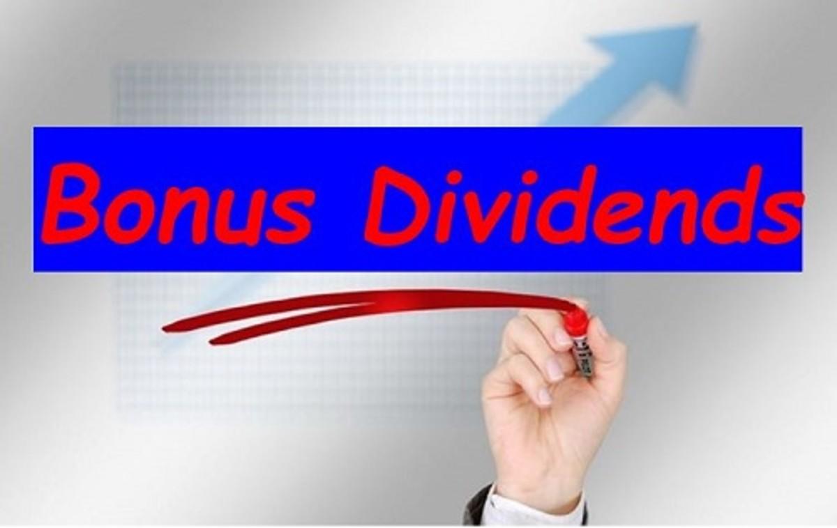 A Buyback Serves Like a Dividend Bonus