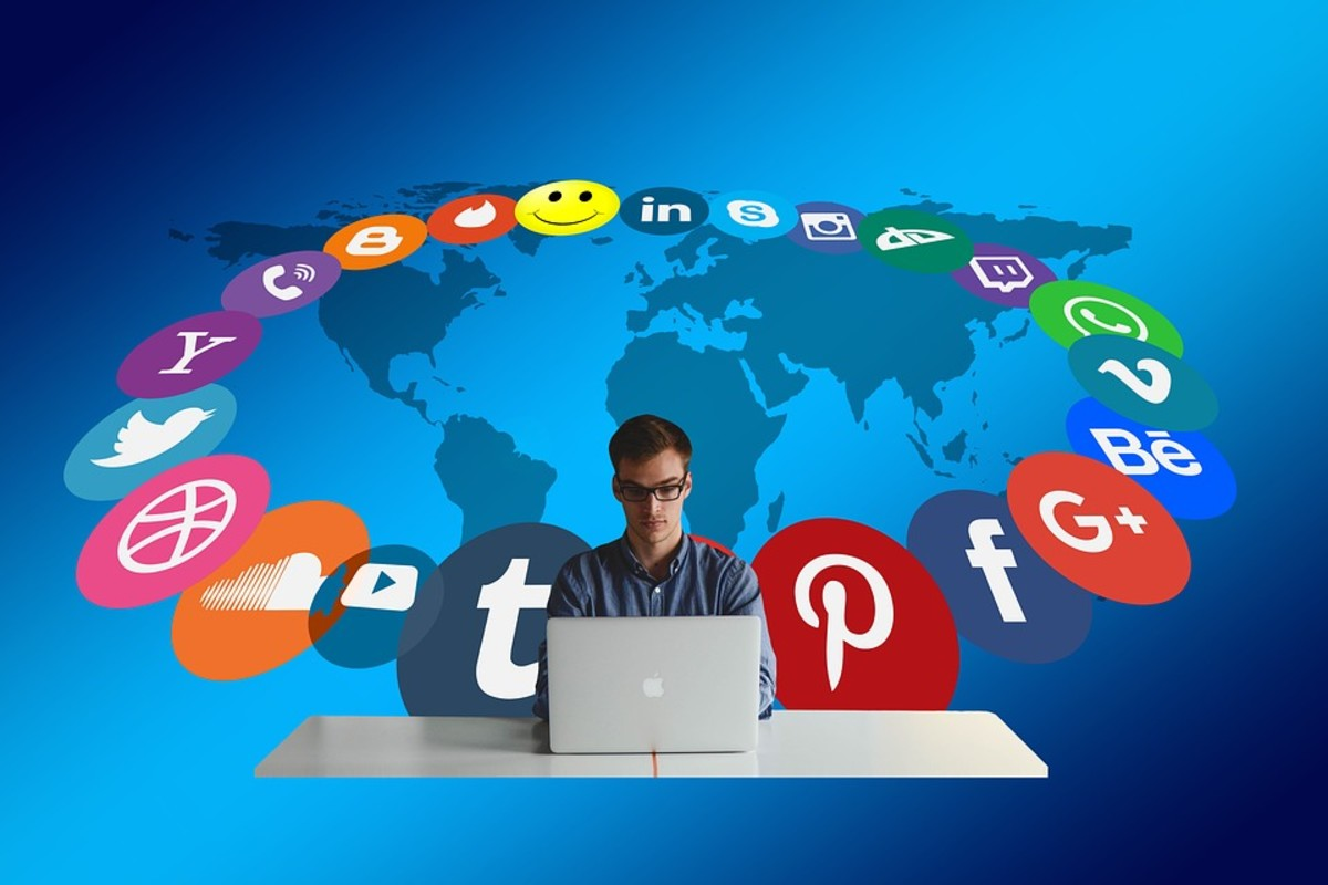 Social media networks survive on new revenue streams from the users they've facilitated