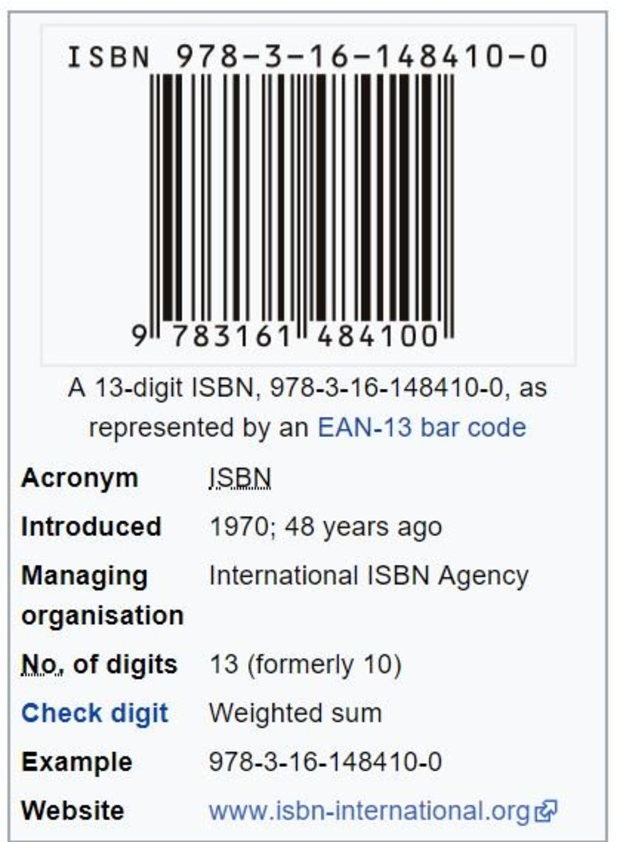Why not a product register that registers every product ever made - just the same way that an ISBN number registers every book published?