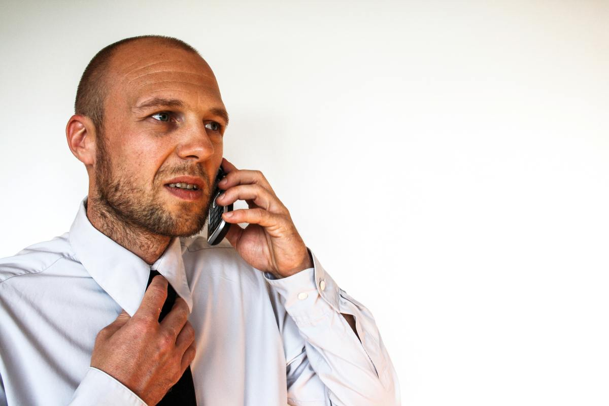 It might make you nervous but a salary discussion over the phone gets the best results.