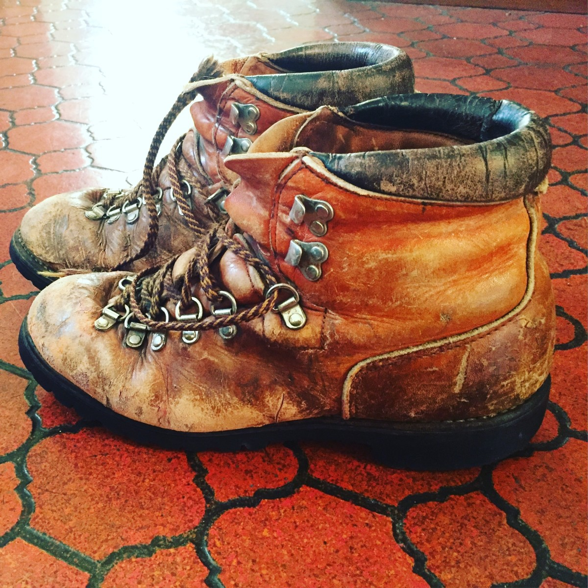 Lot of miles left in these boots
