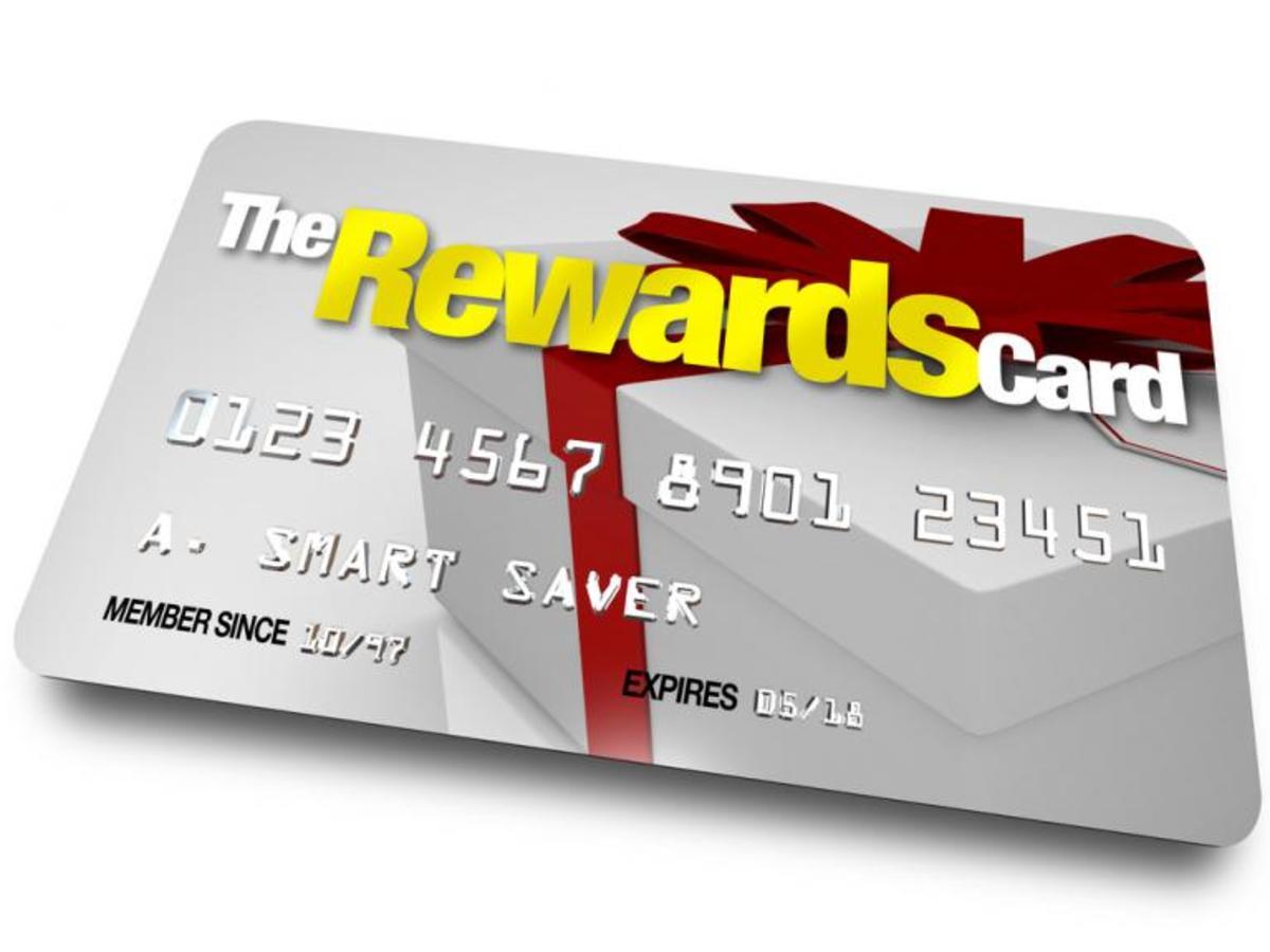 Rewards programs can help you save.
