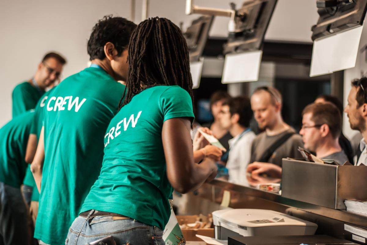 Working concessions at a sporting event or concert is a great opportunity if you have a lot of energy, can multitask, and enjoy interacting with lots of people.