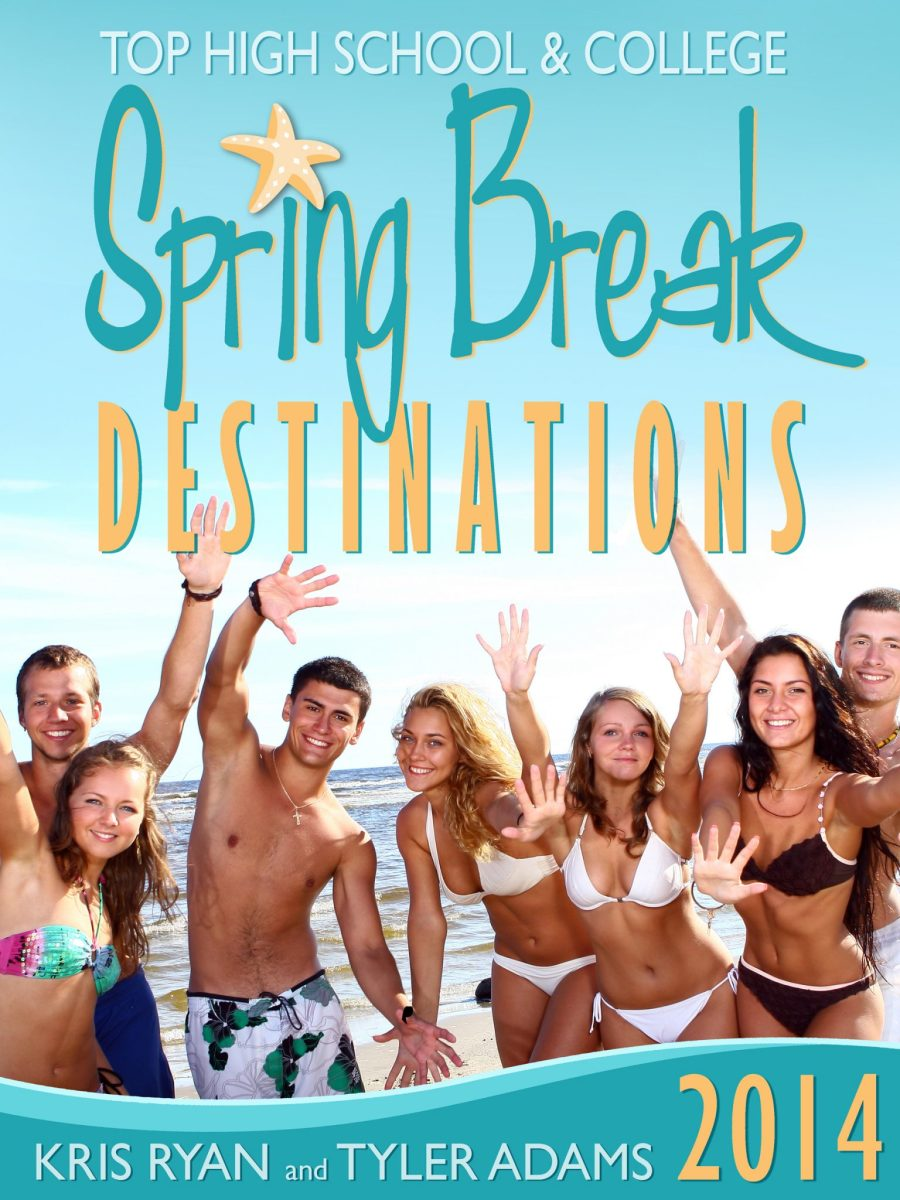 Spring Break Destinations by Kris Ryan and Tyler Adams