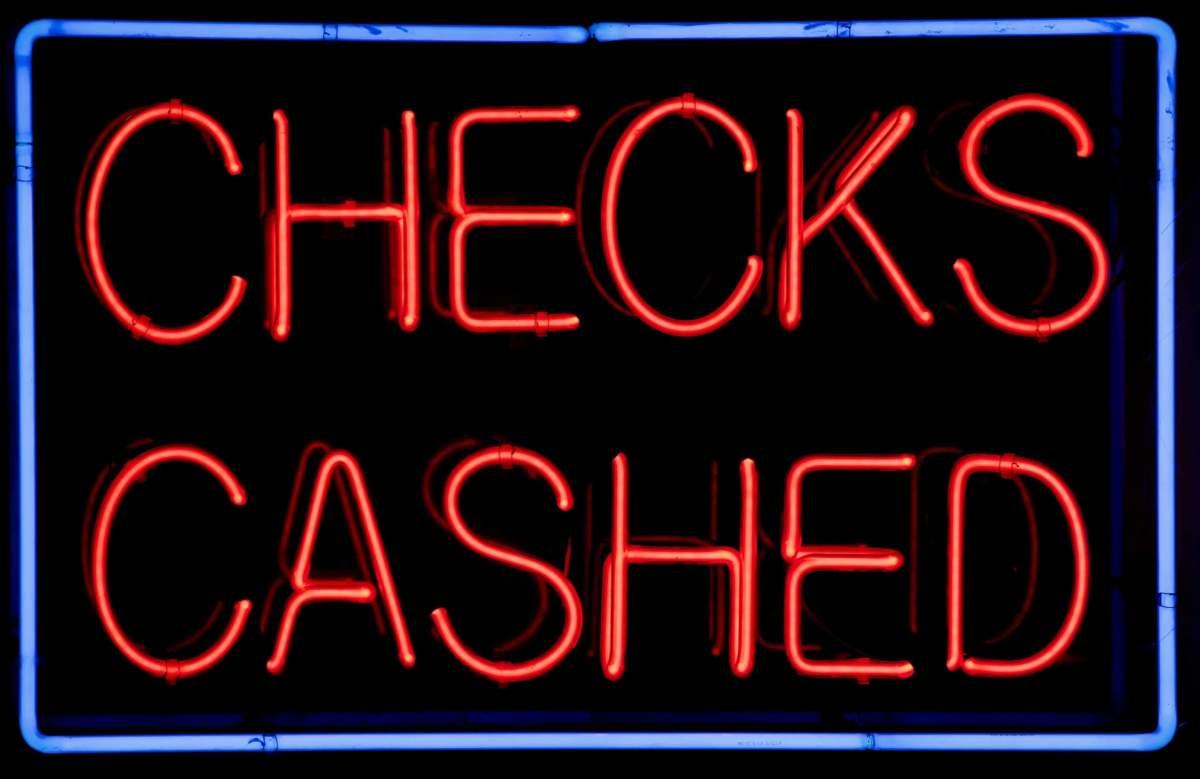 Check Cashing Business