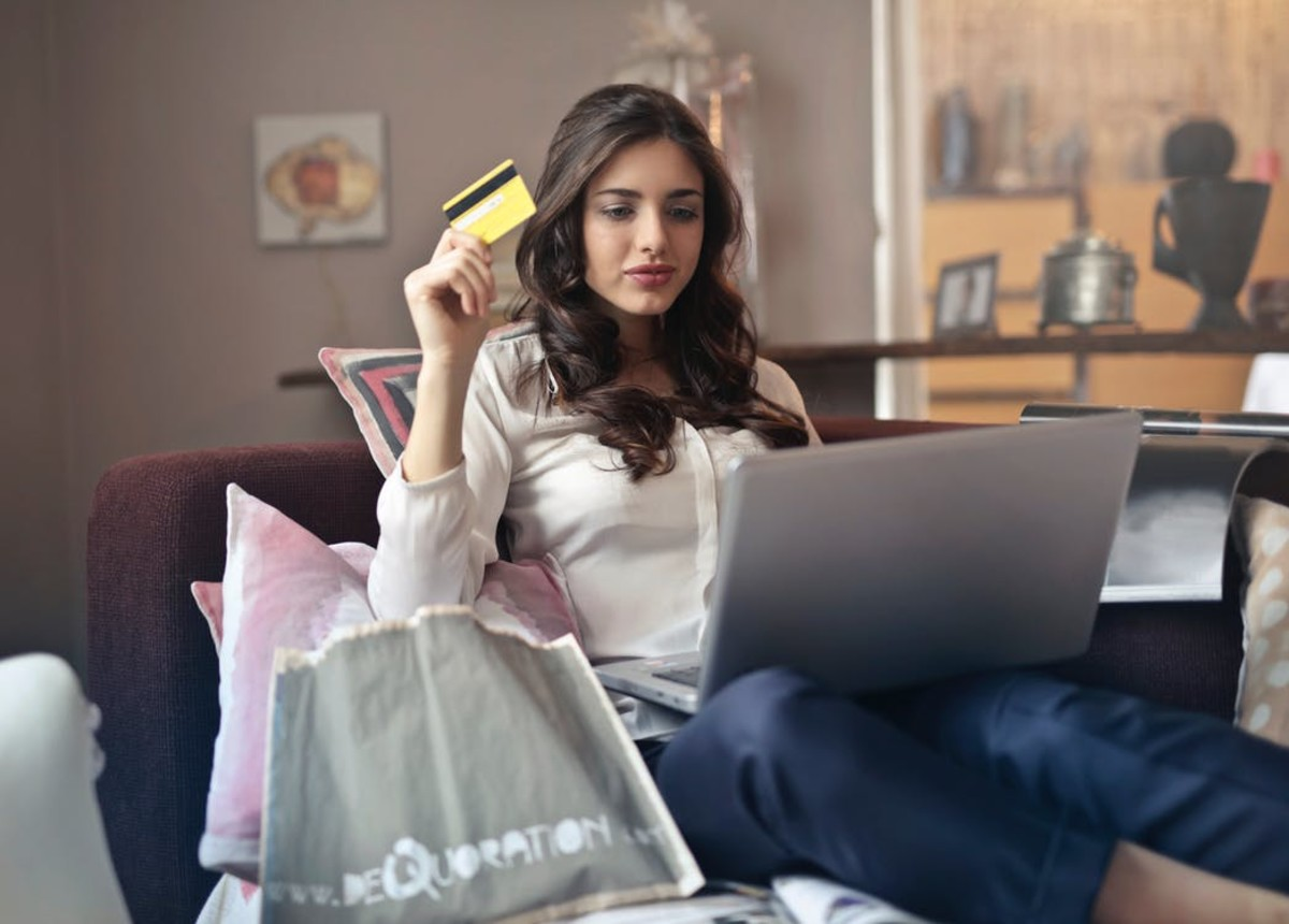 Credit cards make overspending too easy.