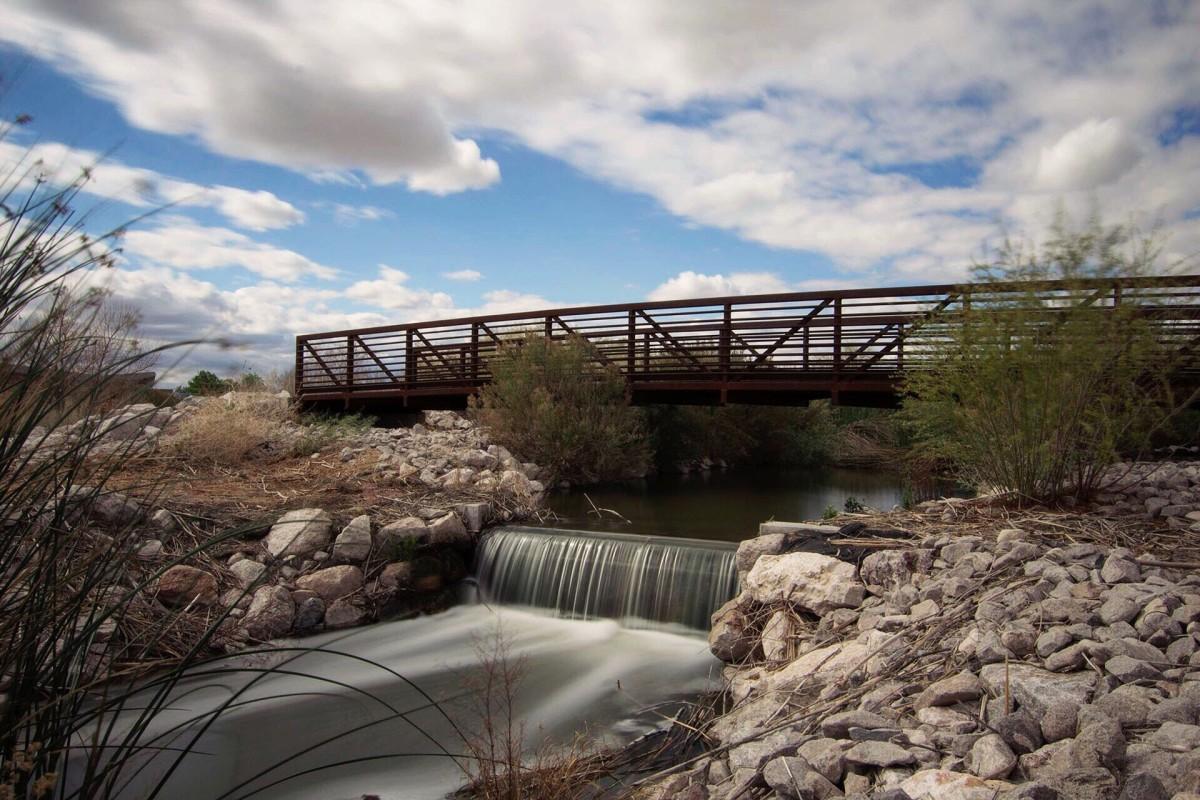 Clark County Wetlands Park.