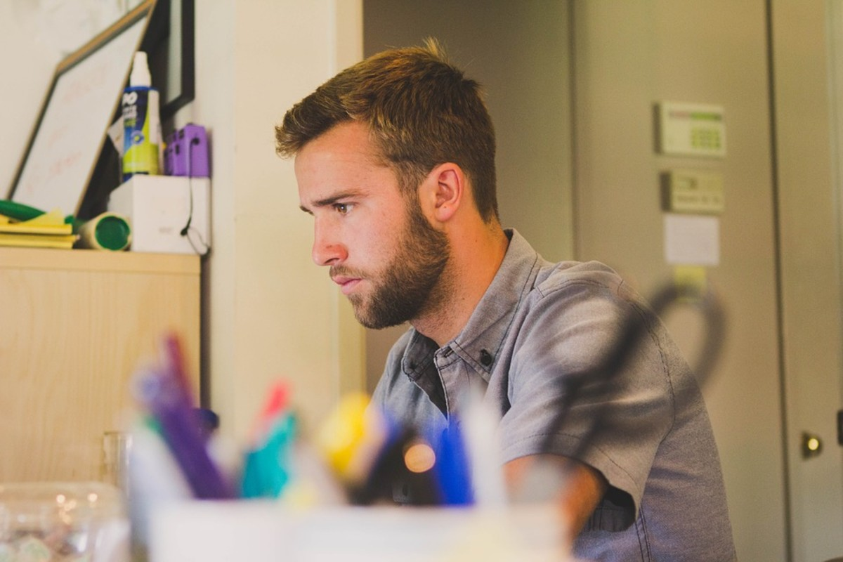 Introverts value work ethic and innovation. They can focus on their work independently for long stretches of time.