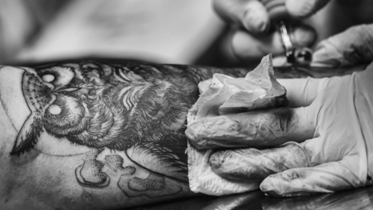 should tattoos be allowed in the workplace