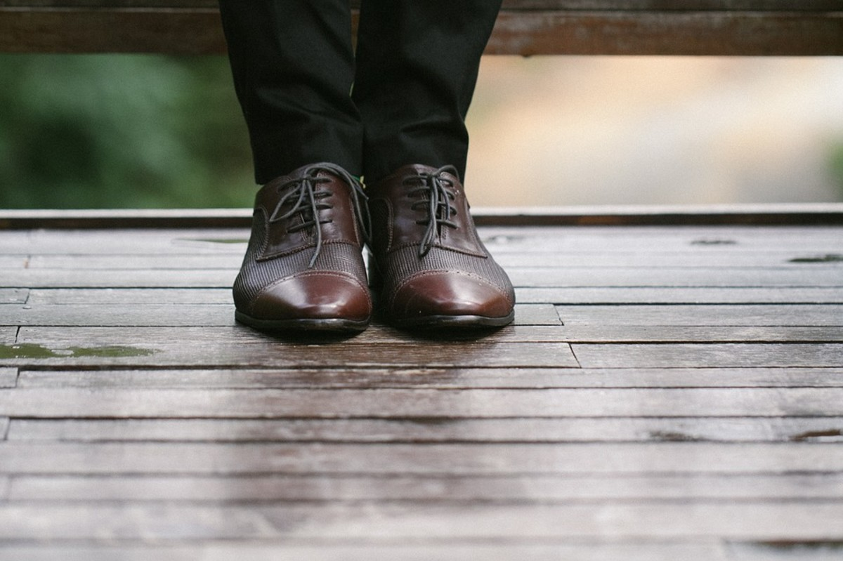 Be sure to wear comfortable shoes, as you're likely to be on your feet for long periods of time.