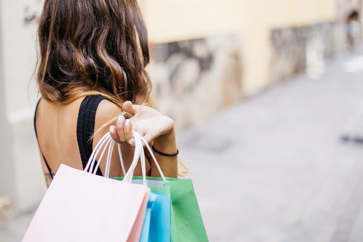 Who doesn't love a good retail therapy session!