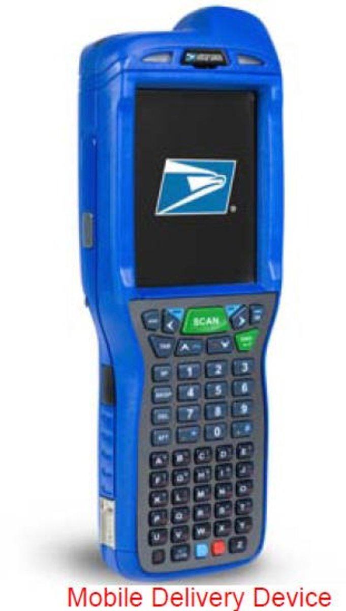 Postal MDD Scanner - Little blue machine infected by Big Brown Gremlins?