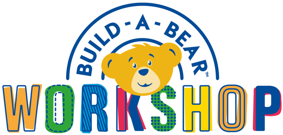 Build-A-Bear Workshop's current logo.