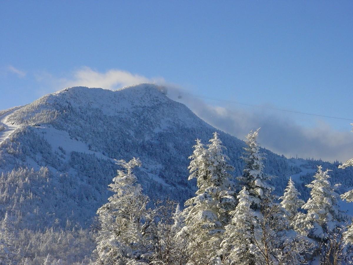 Jay Peak Ski Resort, one snowy place!