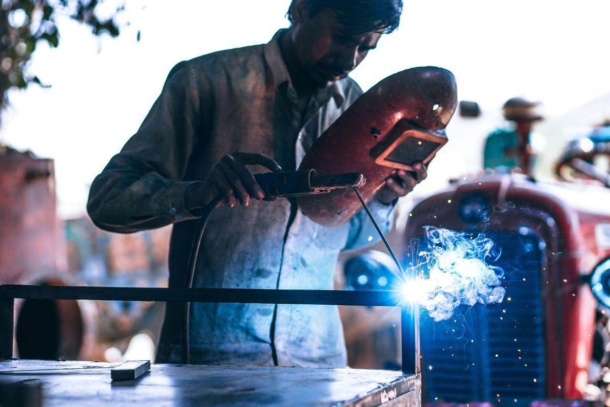 Manufacturing jobs will look very different in the future but might not disappear entirely.