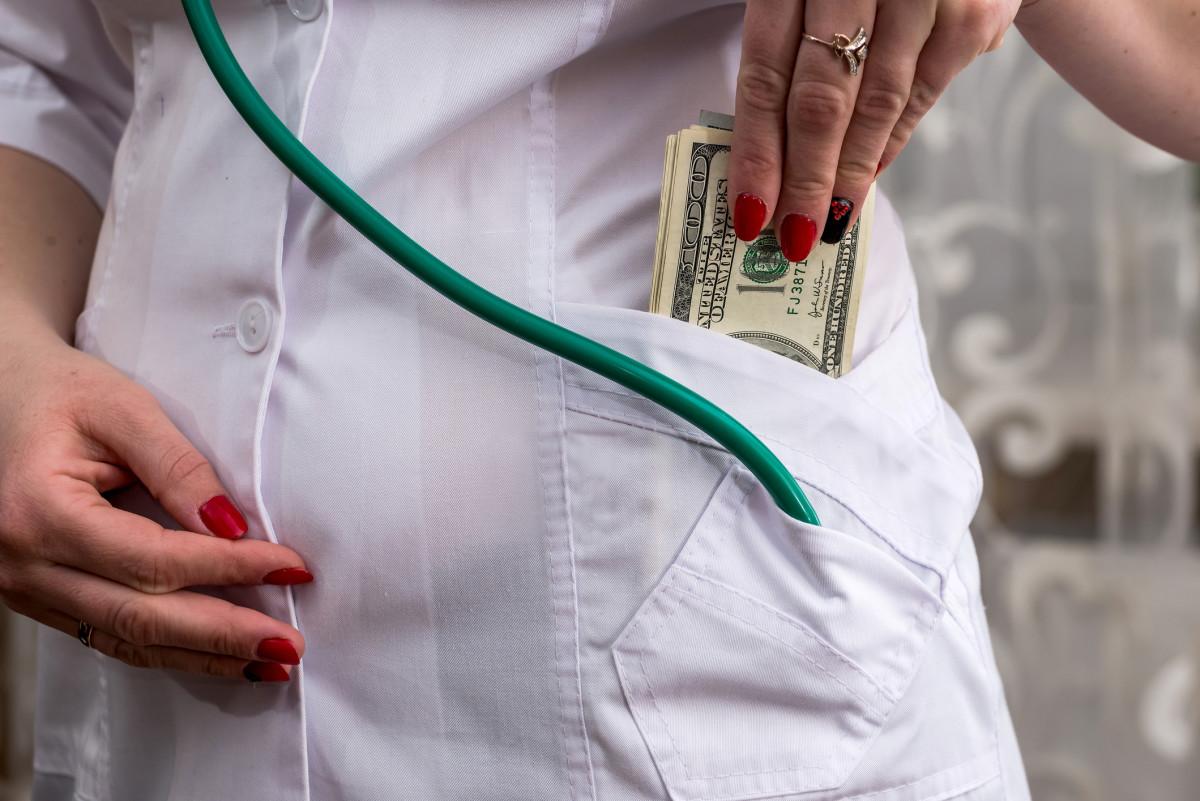 Nursing assistants can earn a decent salary