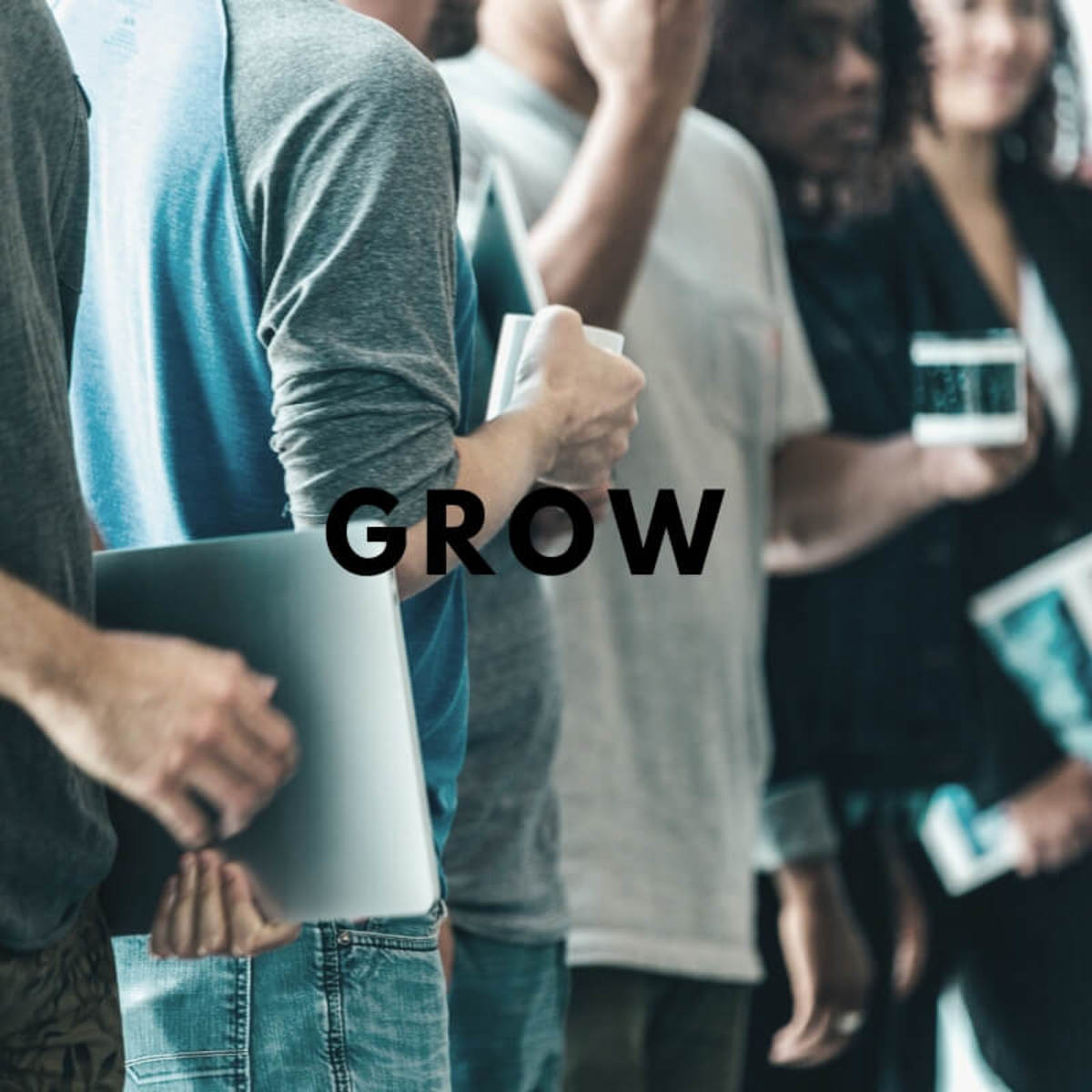 Learn to grow with the knowledge workers and capitalize on information.