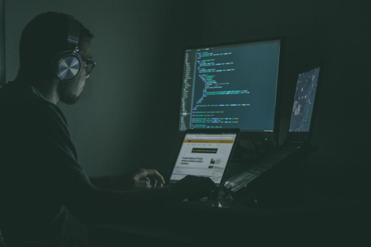 Cybersecurity is a growing field.