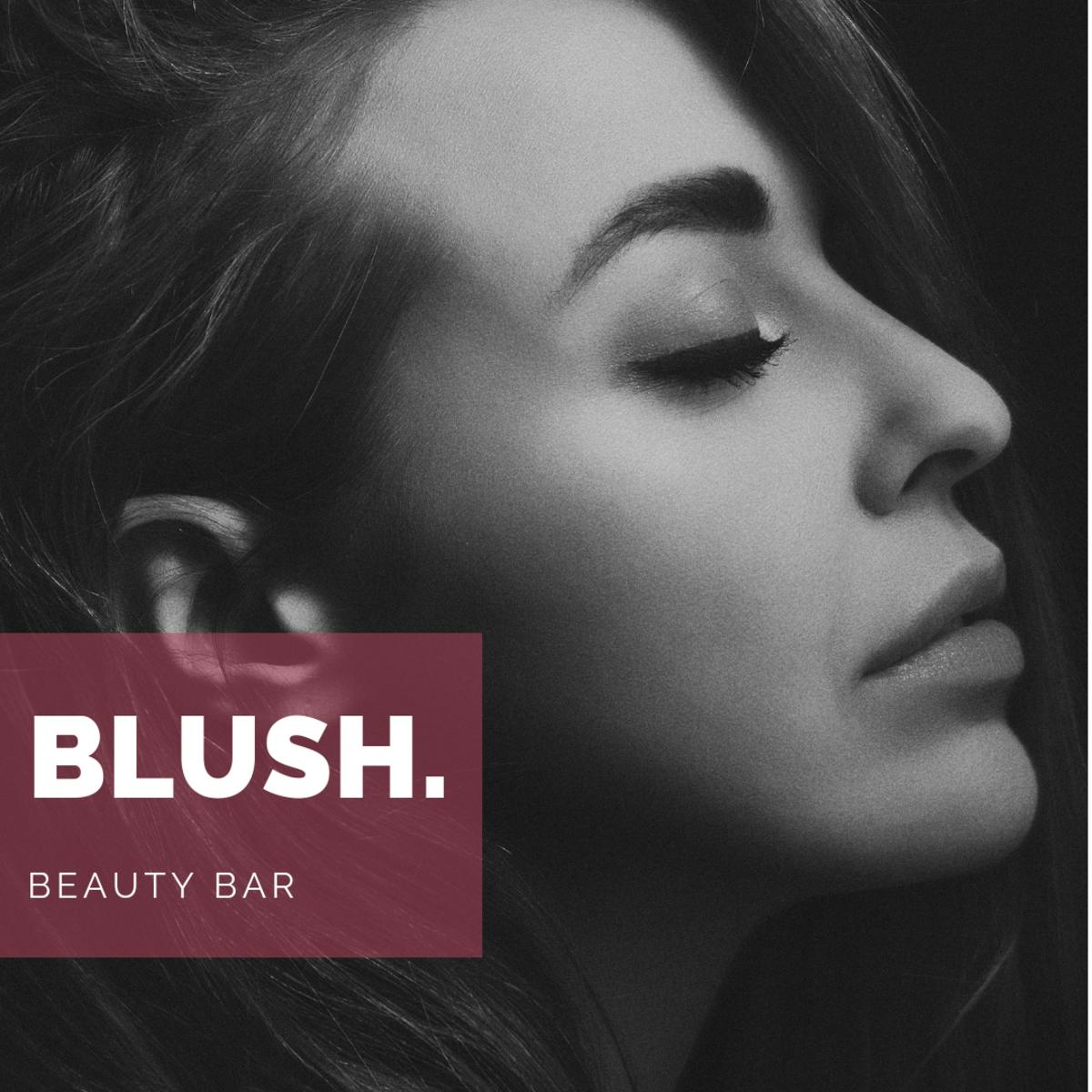 Blush. Beauty Bar