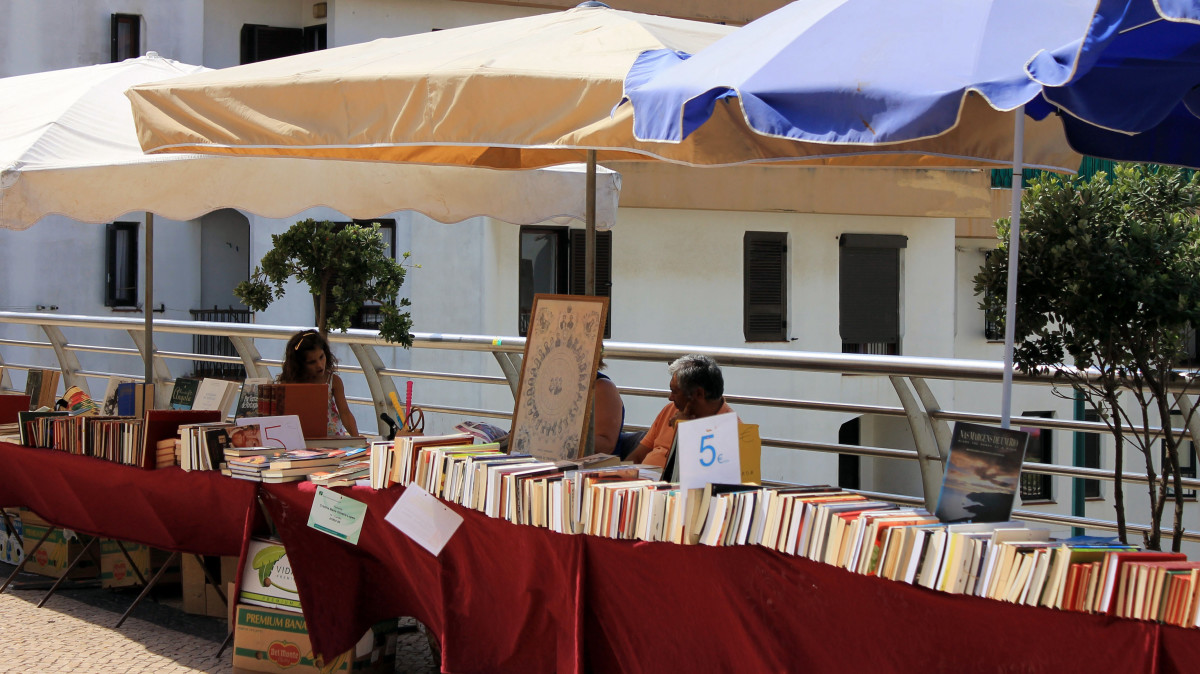 Outdoor Book Fair