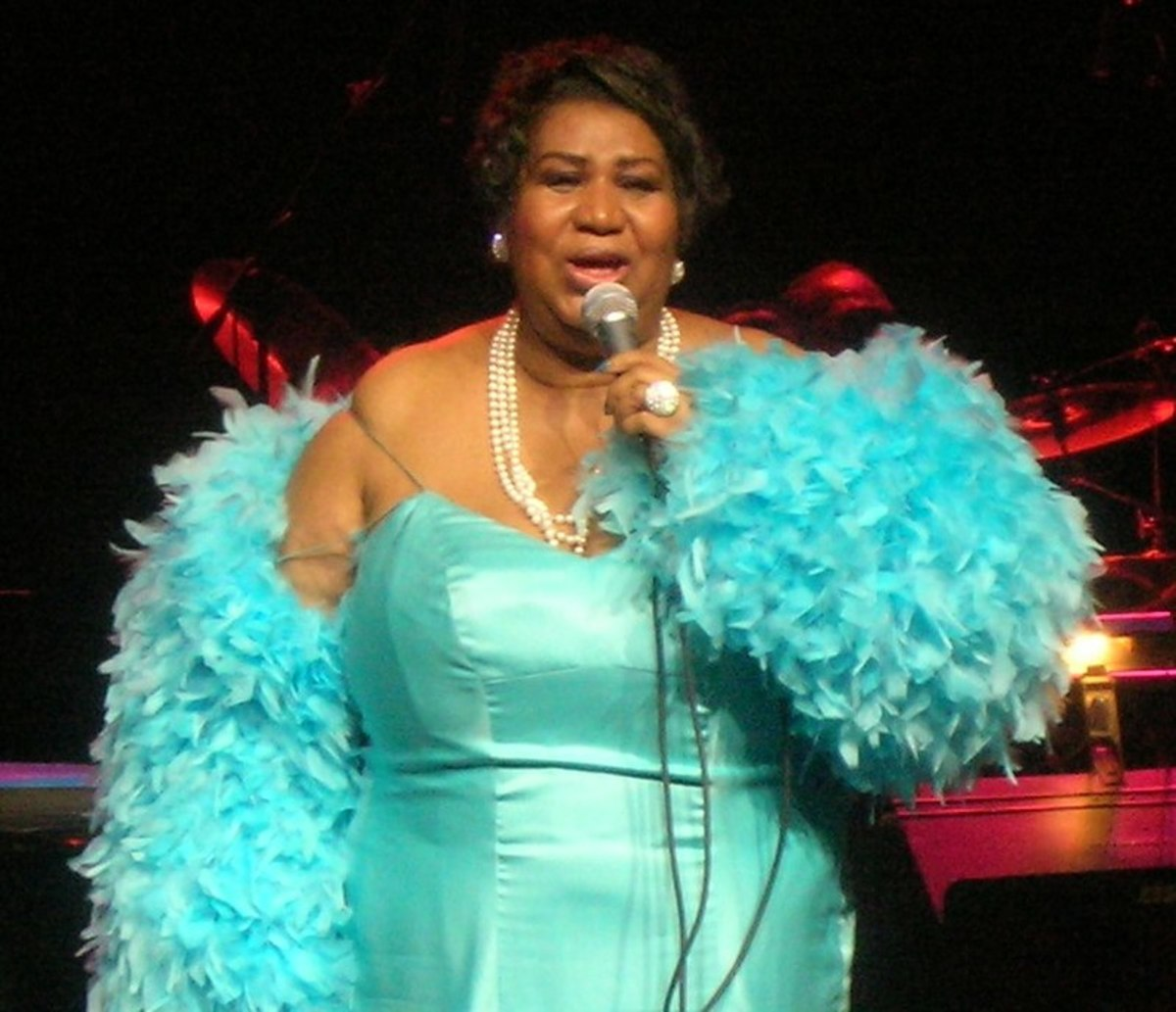 Aretha Franklin died on August 16, 2018.
