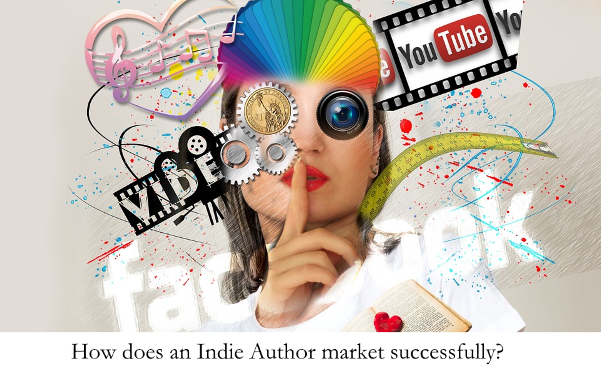 Every Indie Author needs a solid marketing plan to sell books