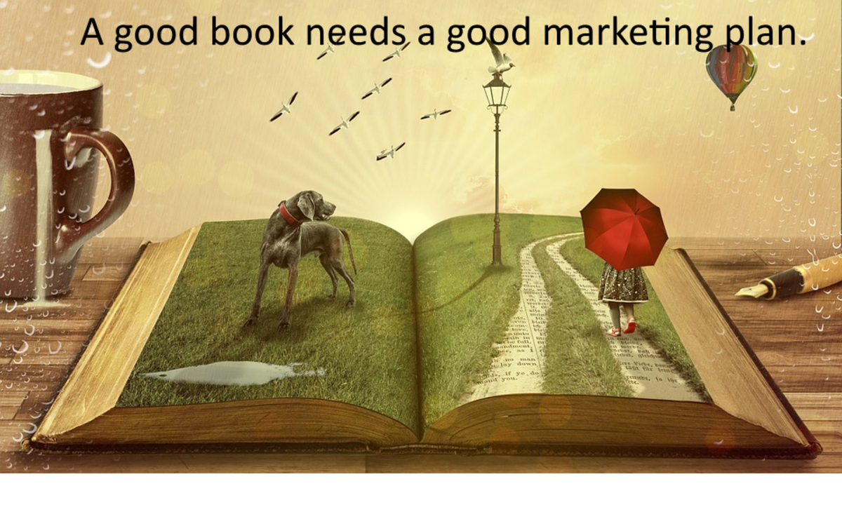 Indie Authors deserve to have good marketing plans
