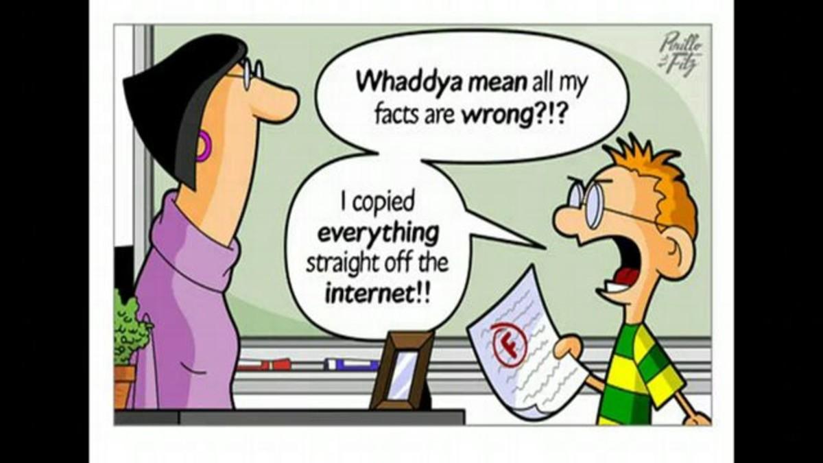 Trust on the Internet