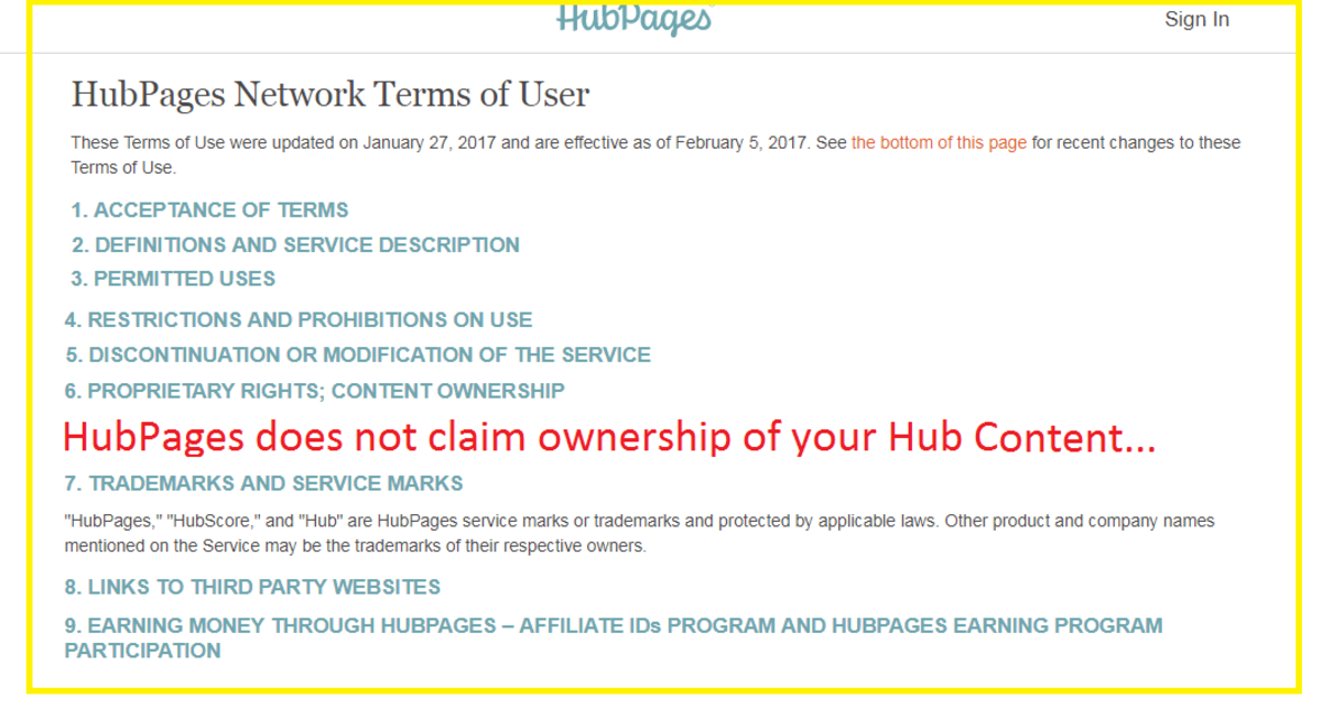 https://hubpages.com/help/user-agreement