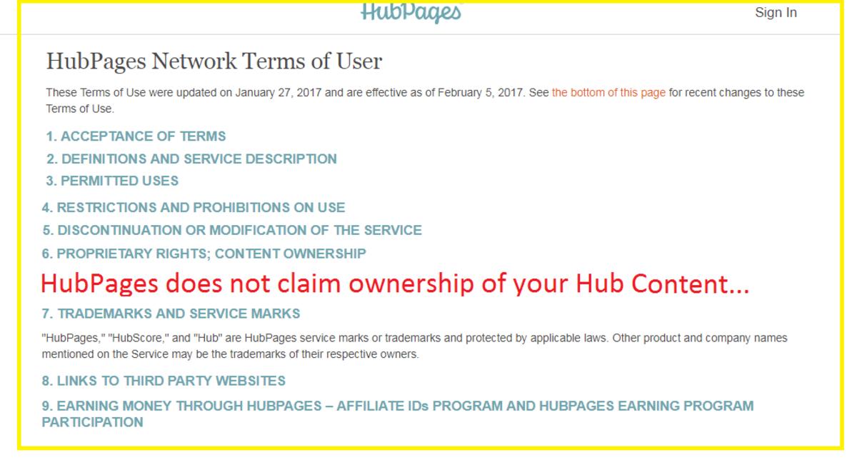 https://hubpages.com/help/user-agreement