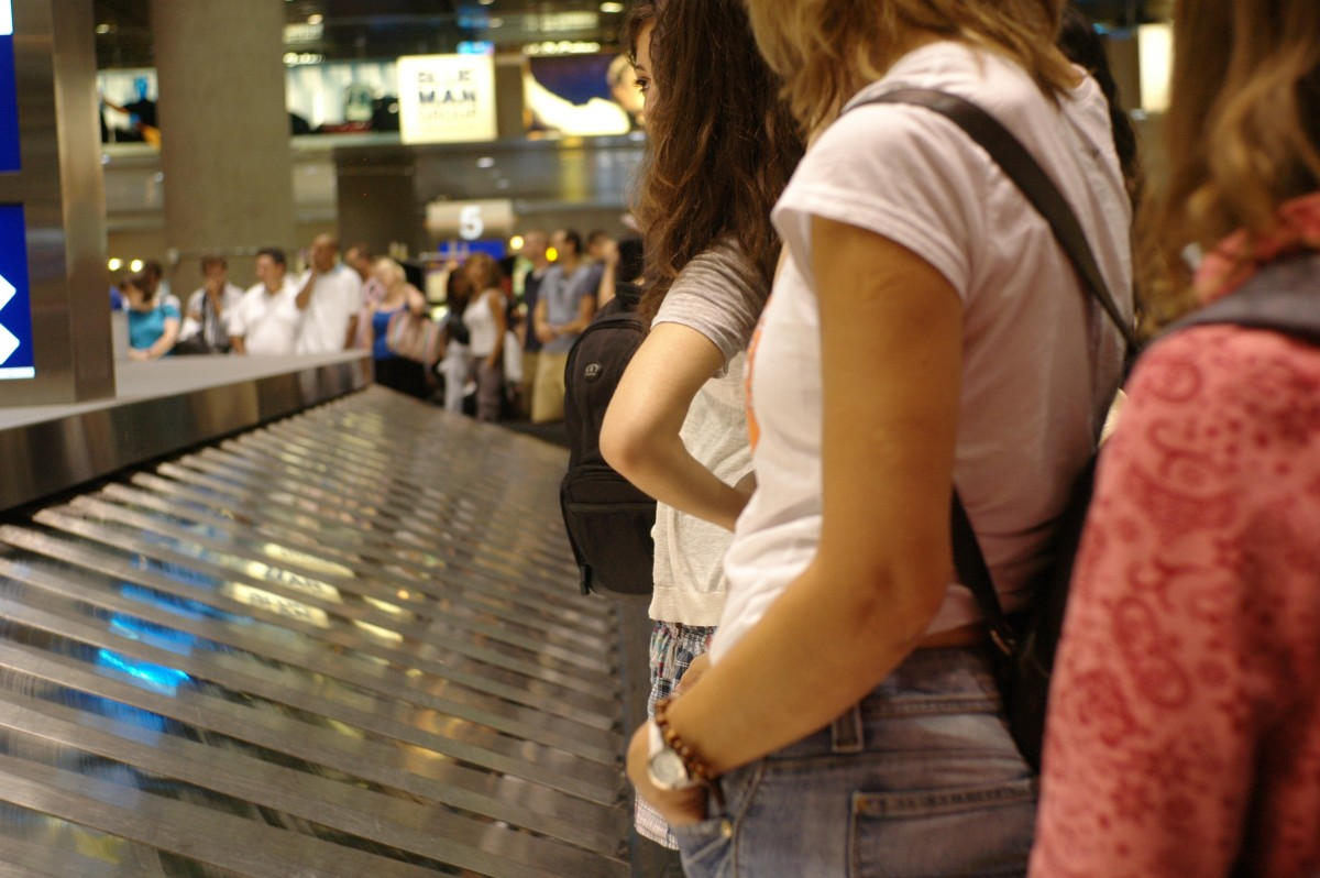 Travelling with only a carry-on lets you skip the endless wait for your baggage