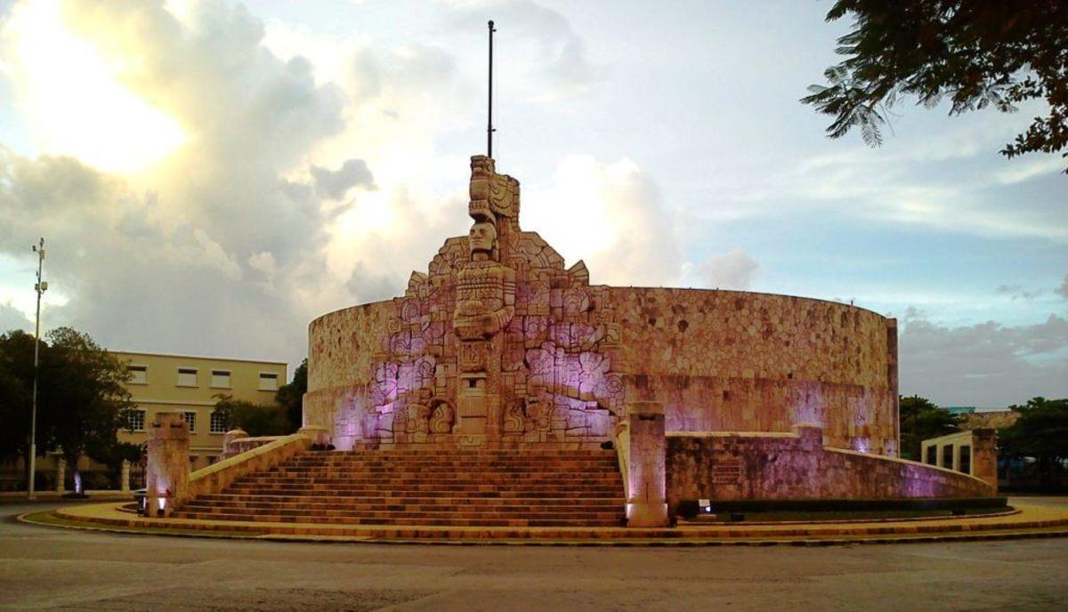 Monumento a la Patria, Merida