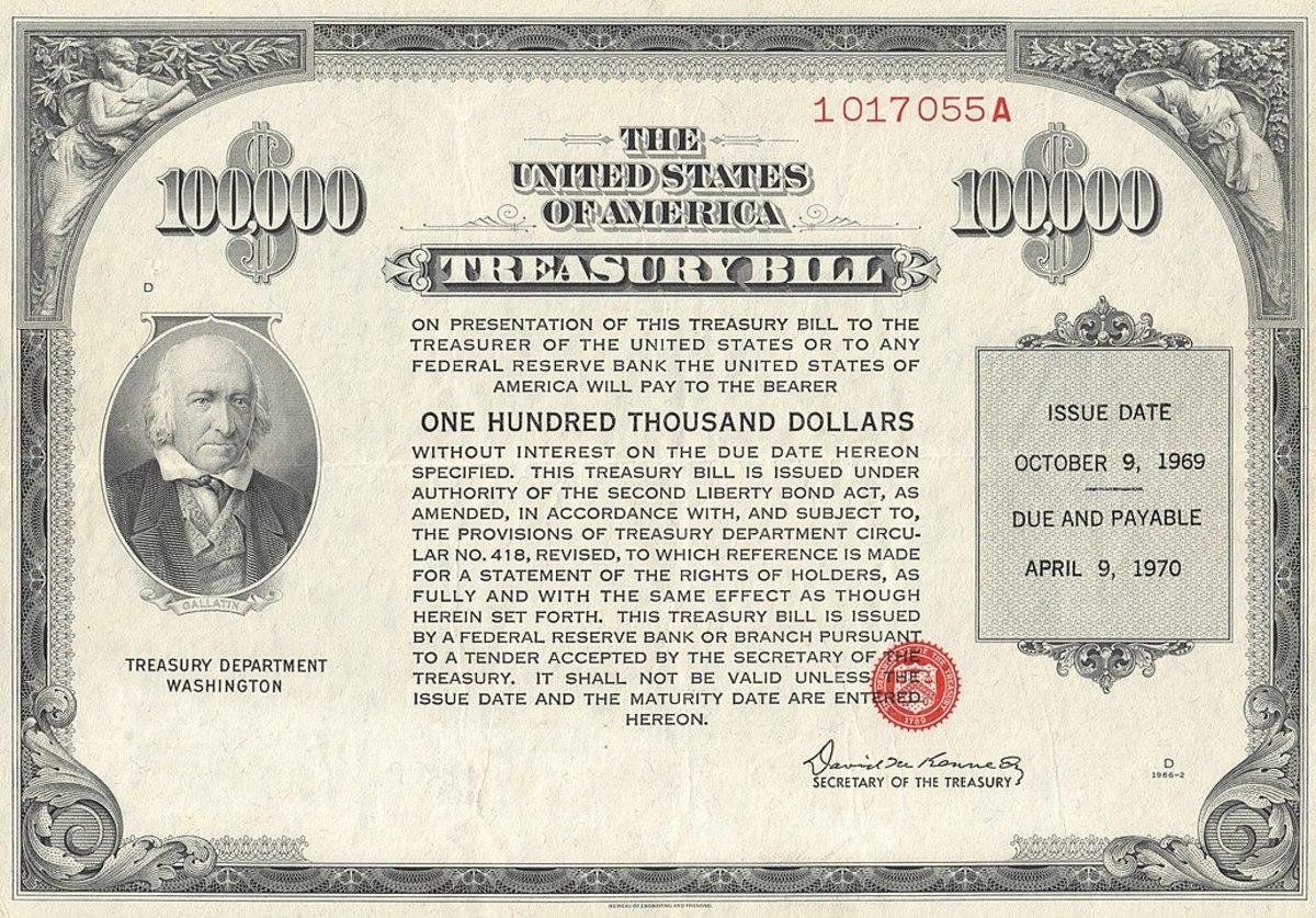 没错,这就是美国国债过去的样子。