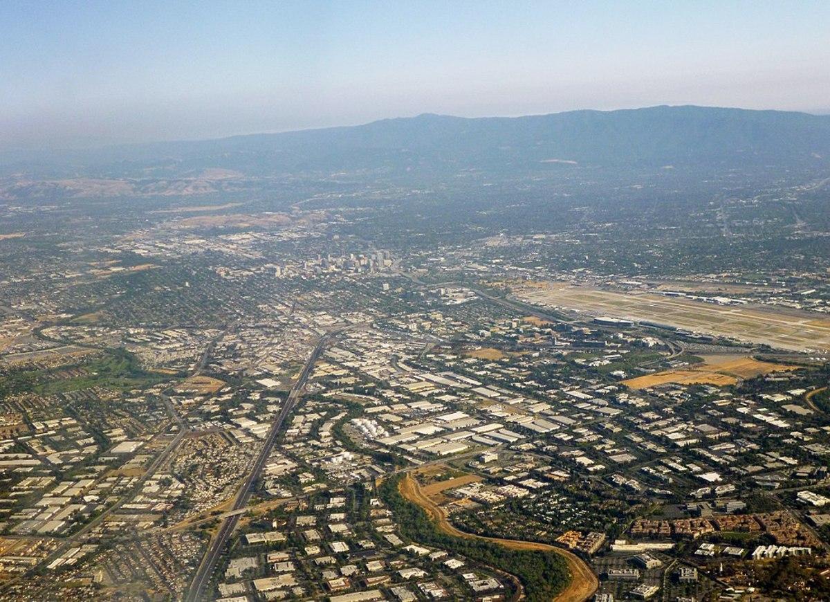 硅谷——面向圣何塞