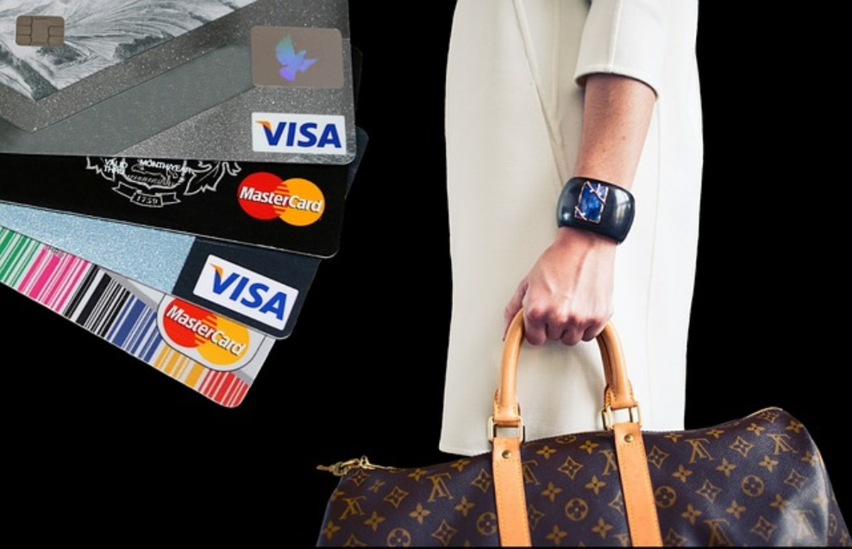 Sometimes the ease of credit cards just makes them too tempting.