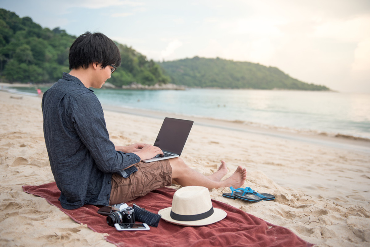 Digital Nomads, unlike their predecessors are not shepherds or barbarians, they are freelancers.