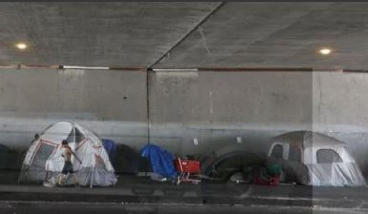 Issues like homelessness and drug addiction are often at the forefront of people's need to pawn.