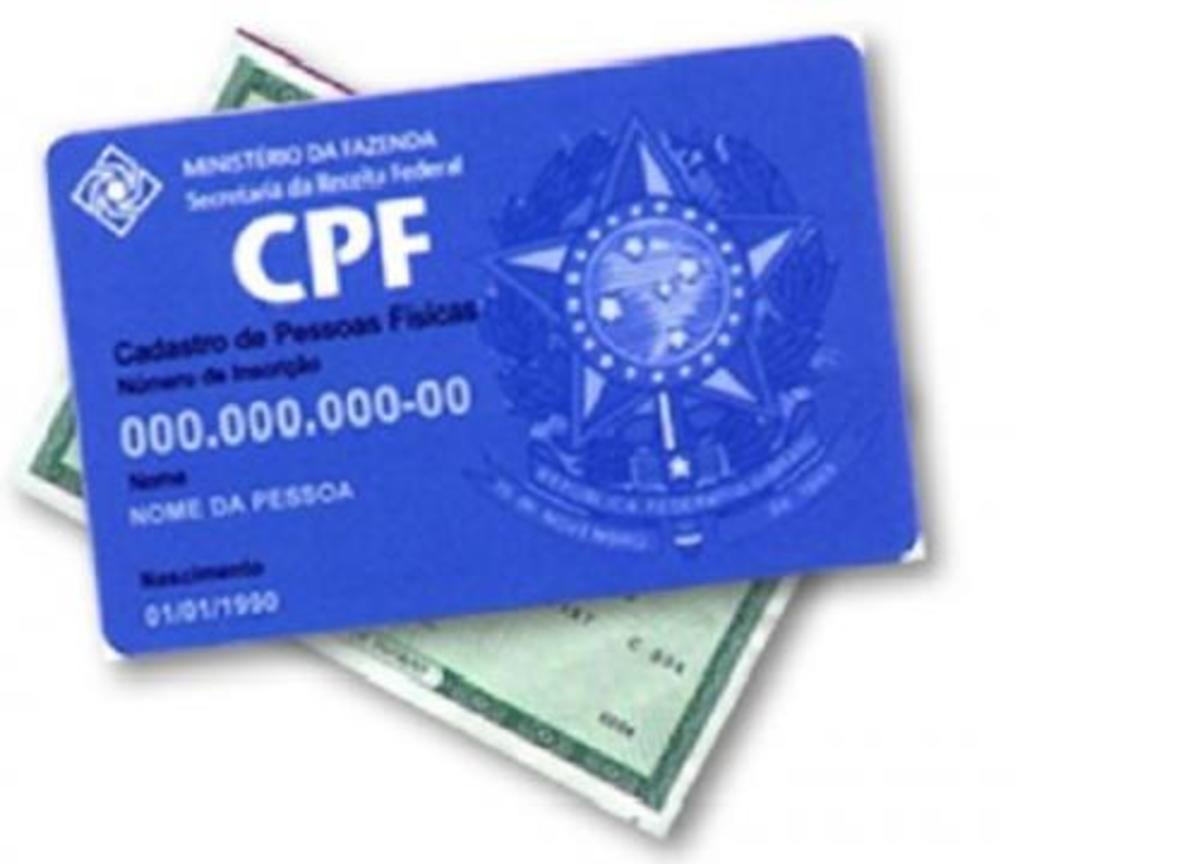 The CPF card is no longer common and nowadays the proof that you have a CPF will be a printout from the Receita Federal website.