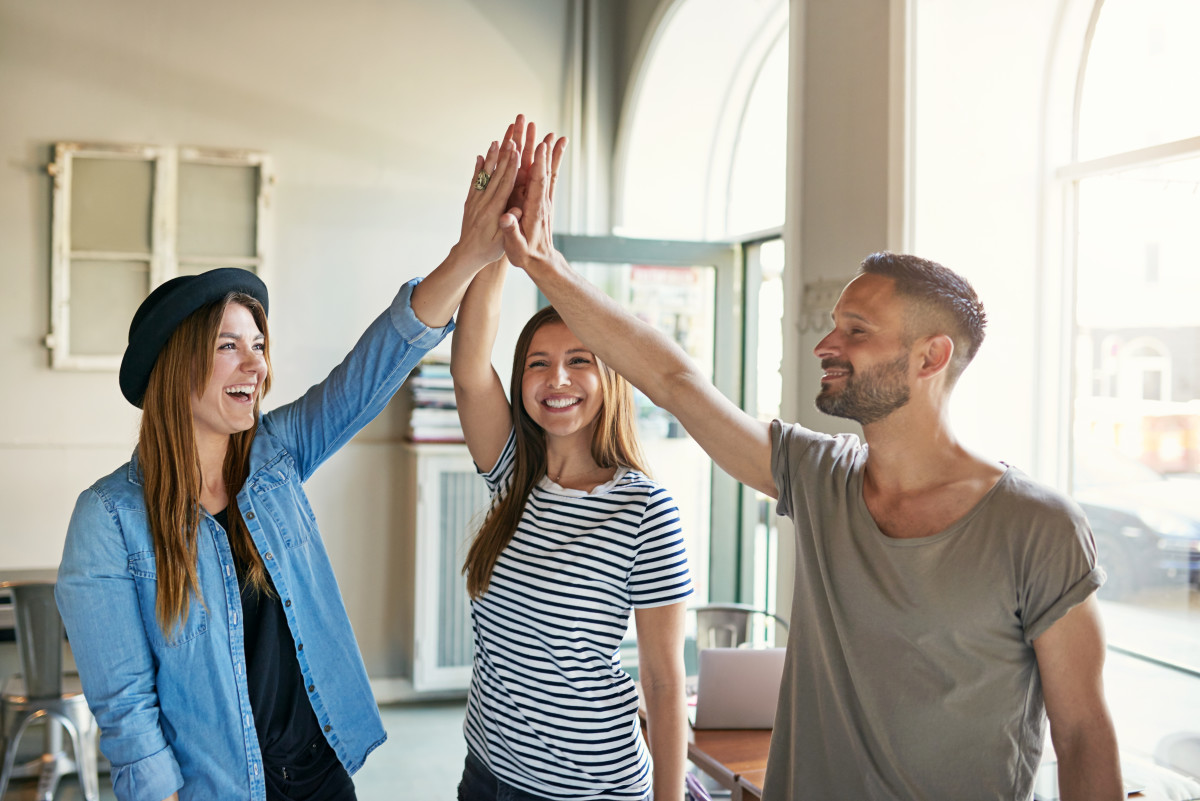 Small gestures help motivate employees