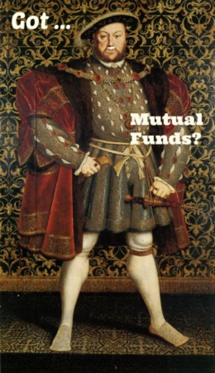 Unlike Henry VIII, mutual fund managers aren't despots! At the end of the day, managers are accountable to shareholders.