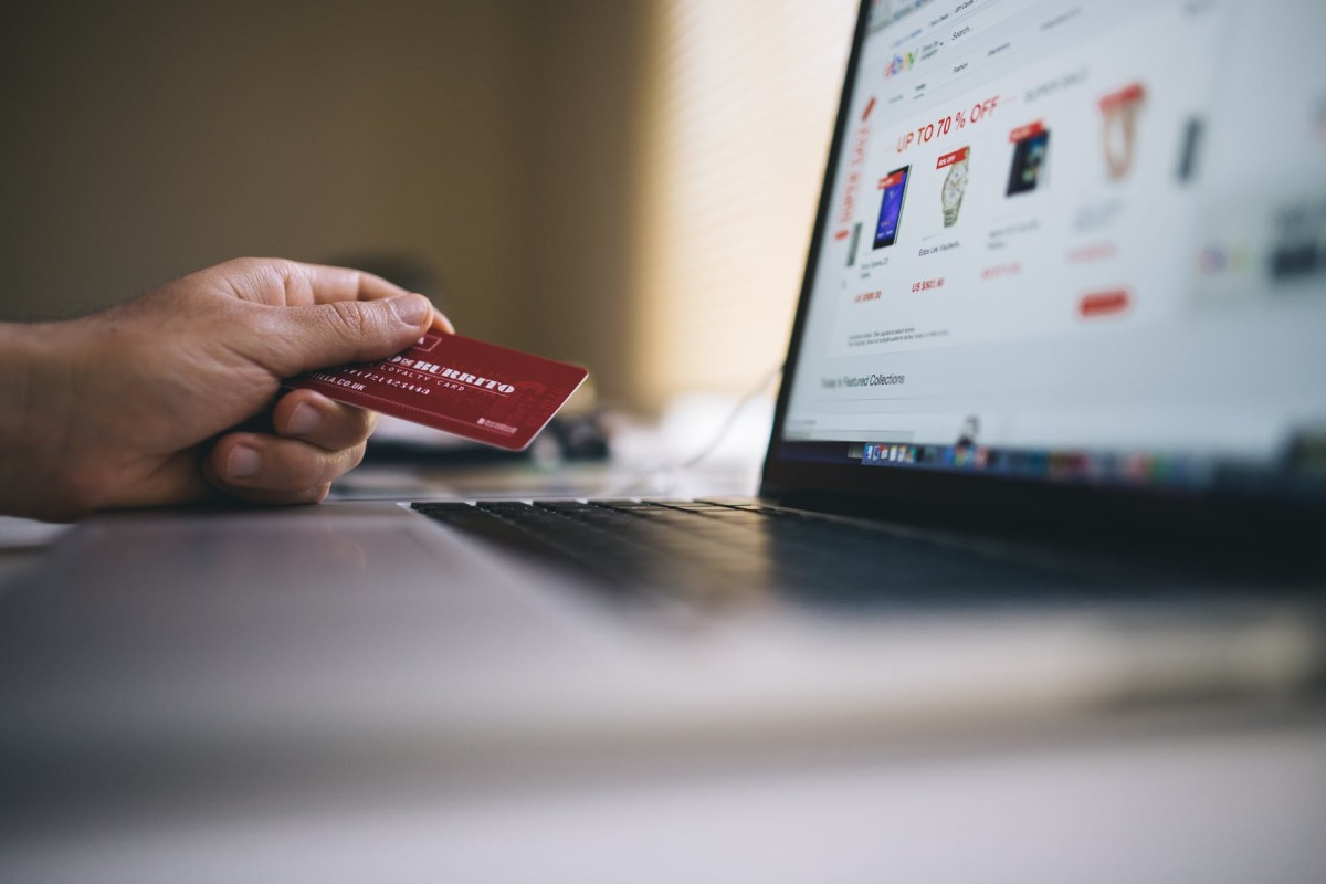 E-commerce sites are another idea for a work-from-home job.