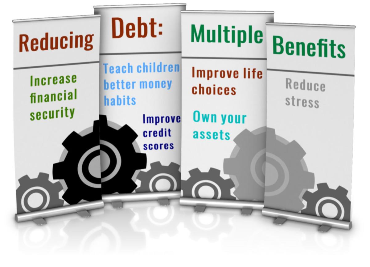 为什么?减少债务有多种好处。