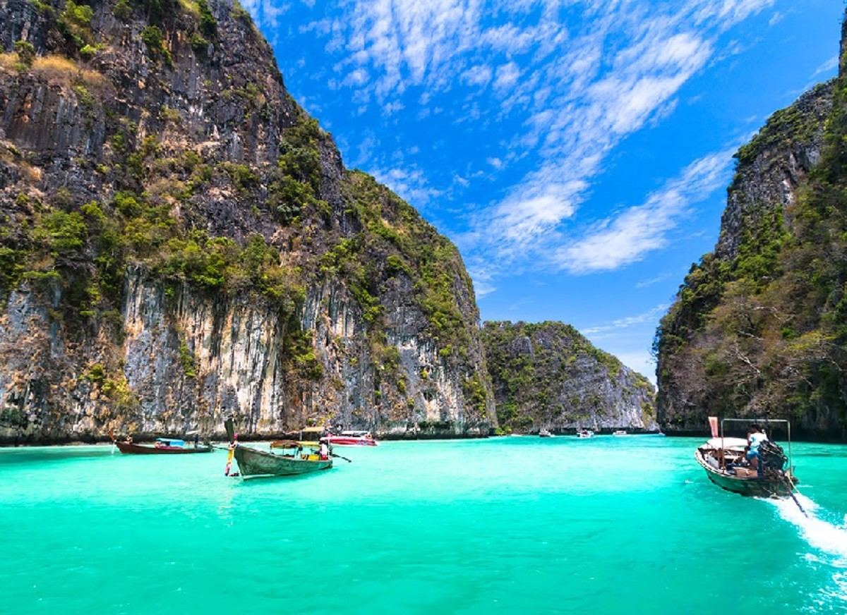 Thailand is one of the least expensive places to retire