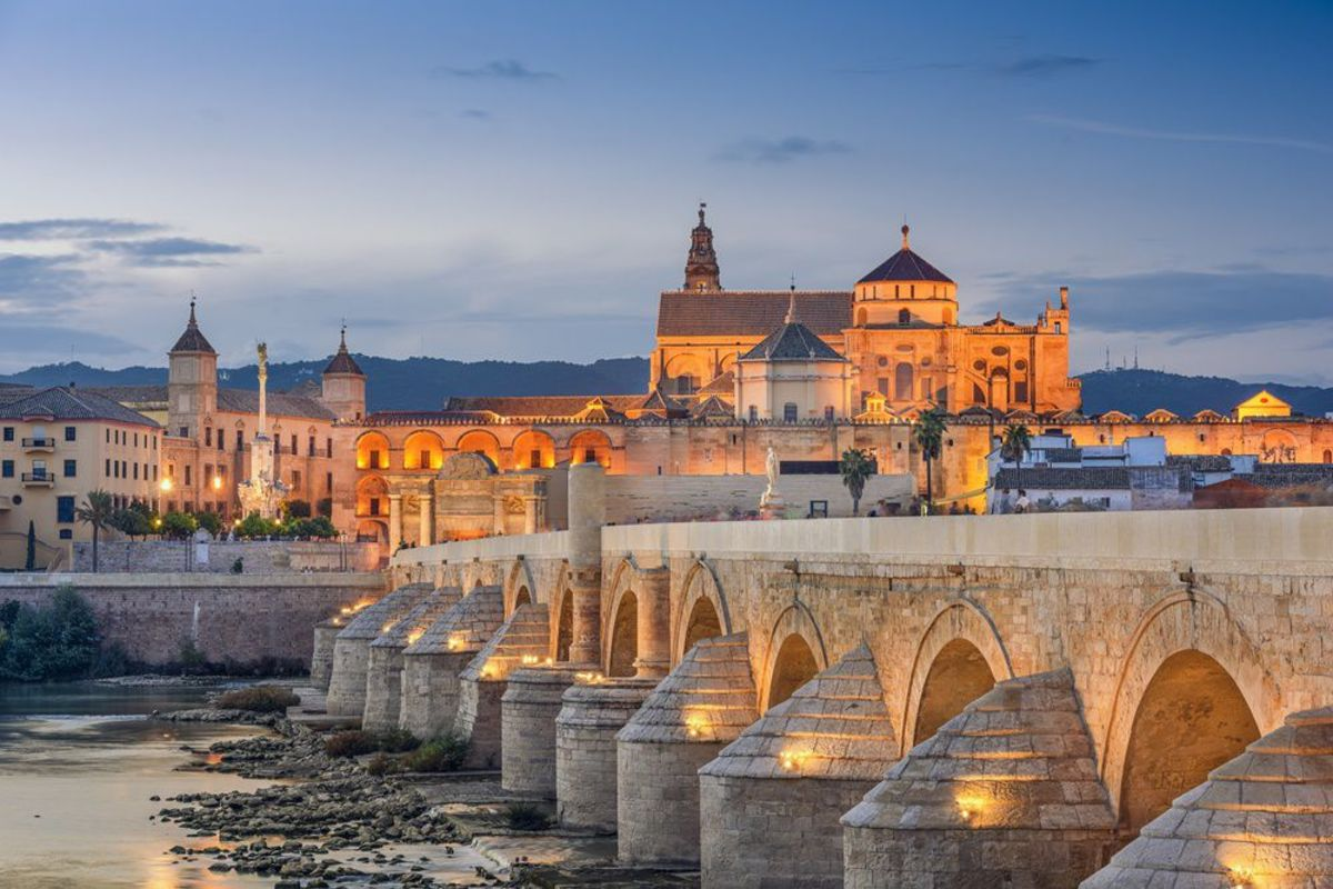Córdoba, Spain is thought to be an affordable place to retire.