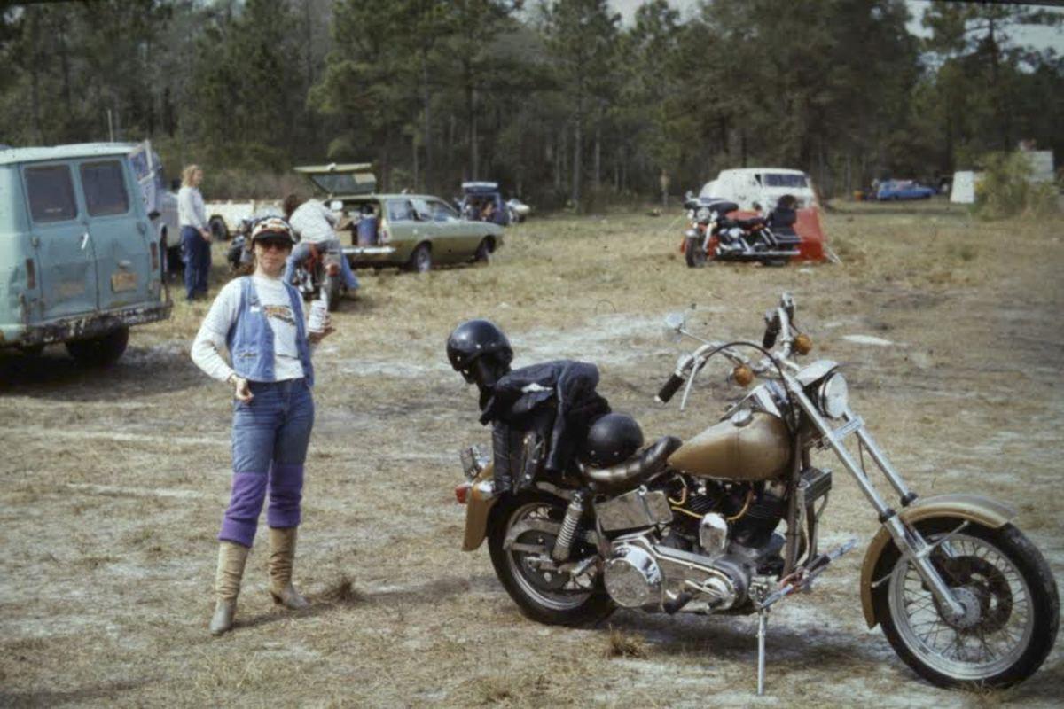 I enjoy Harleys.