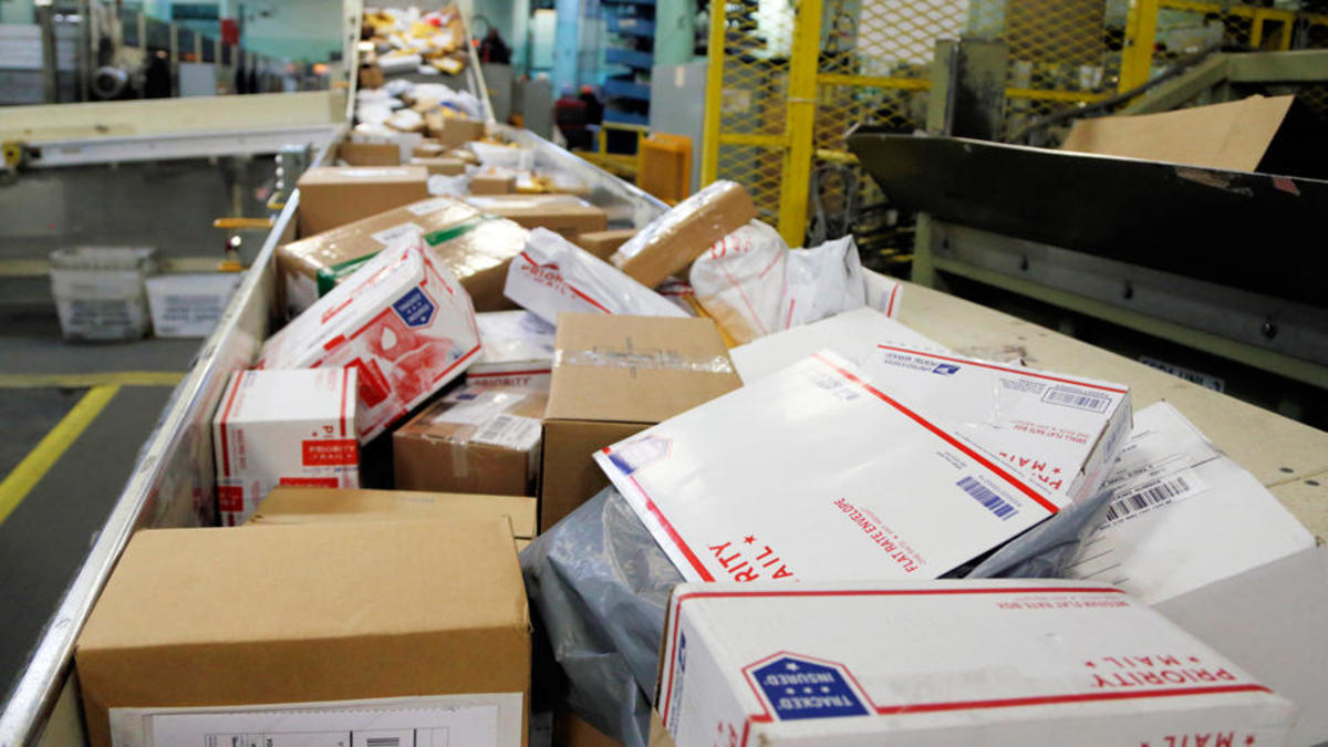 Will this plague of parcels of Biblical proportions cause you to succumb to the cruel realities of coronavirus?