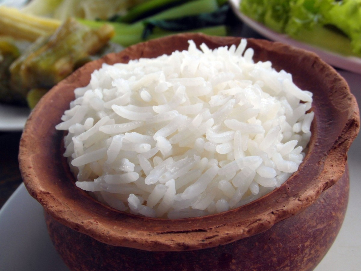 Rice is an inexpensive and versatile staple