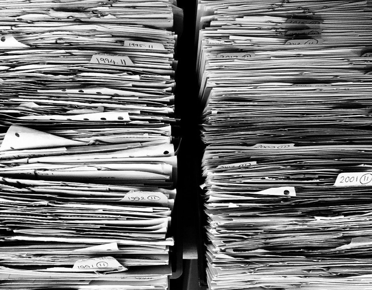 Having a large amount of files to organize can be a great type of busy work, but can also be boring to do.